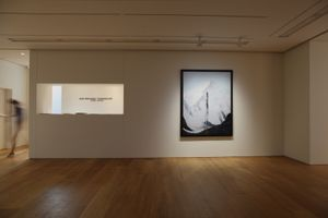 """View of the exhibition """"STRUGGLER 掙脫者""""   GAO Weigang"""