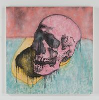Andy Warhol Skull 2 | MADSAKI