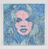 Brigitte Bardot II (inspired by Andy Warhol) (title to be confirmed) | MADSAKI
