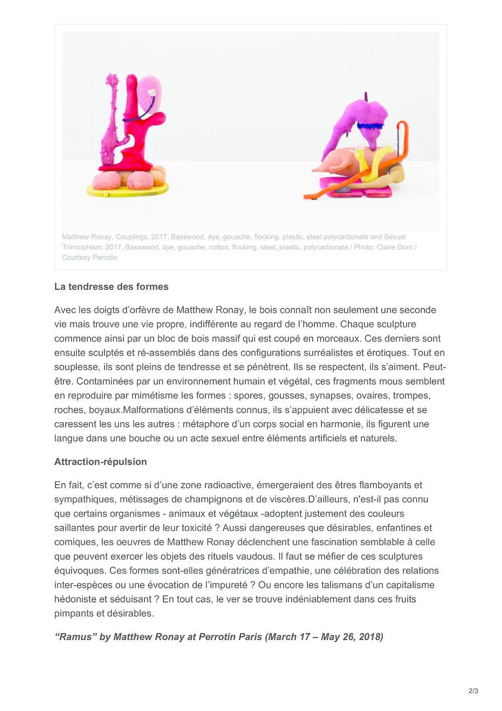 Les Inrocks | Matthew RONAY