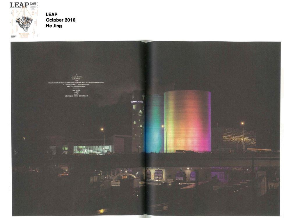 LEAP | 洛朗·格拉索