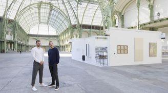 """Elmgreen & Dragset present Galerie Perrotin at the Grand Palais"""