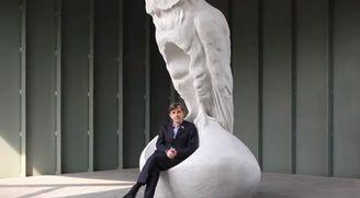 "Johan Creten, ""The Storm"",Middelheim Museum, Antwerp, Belgium, May 24 - September 21, 2014"