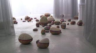 """""""Un nuage sur mes épaules"""", Blueproject Foundation, Barcelona. Until 7 June 2015"""