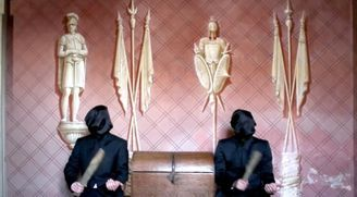 """""""Macbeth"""", new trailer for the Metropolitan Opera. A Toilet Paper project by Maurizio Cattelan and Pierpaolo Ferrari"""
