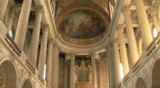 "Documentary film extract""Veilhan Versailles"" by Jordan Feldman."
