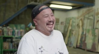 "MADSAKI Thinks ""Perfect Art"" Is Boring and Talks Relationship With Murakami"
