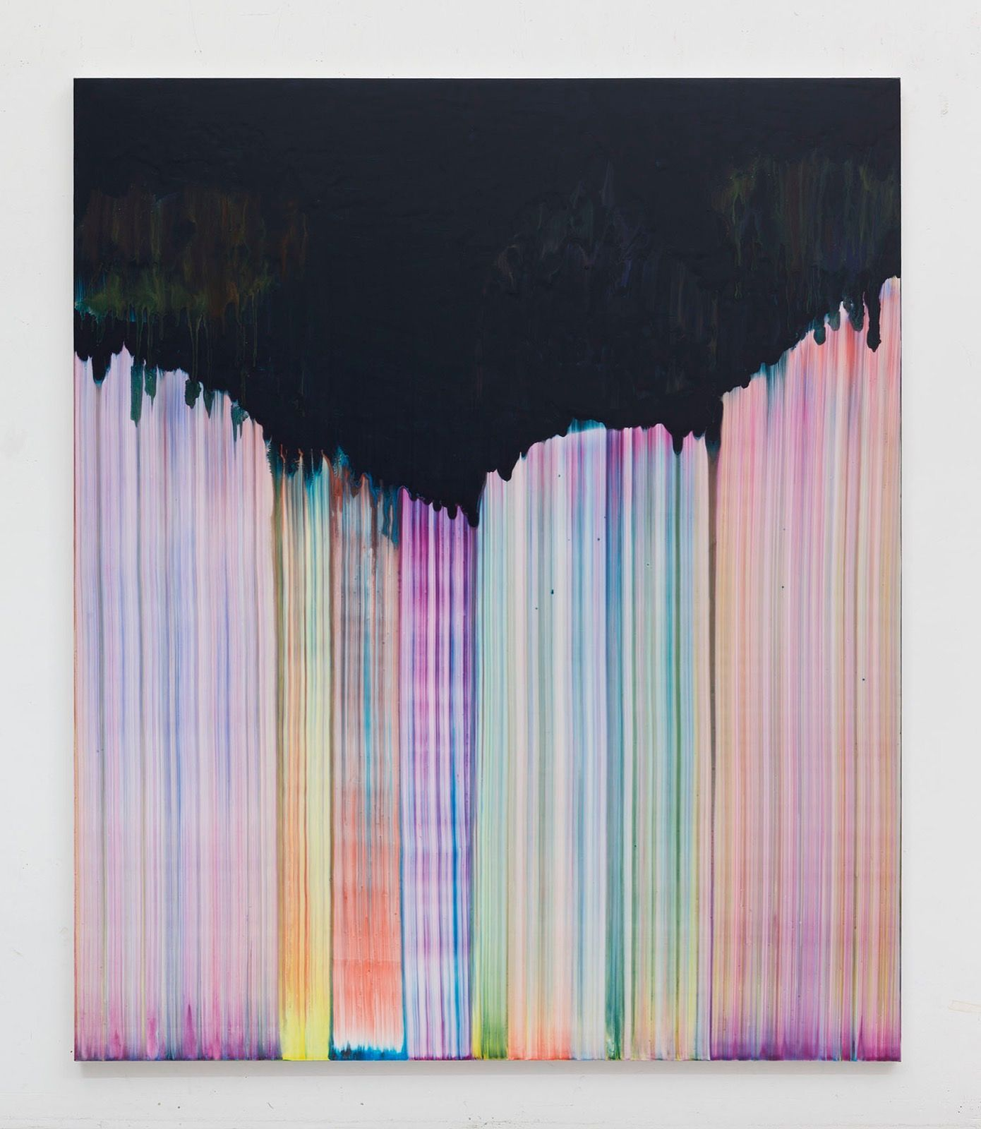 Artist:Bernard FRIZE, Exhibition:Dawn comes up so young