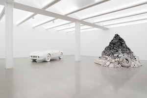 "Vue de l'exposition ""3018"" à NEW YORK Gallery LLC  New York (USA), 2018   Daniel ARSHAM"