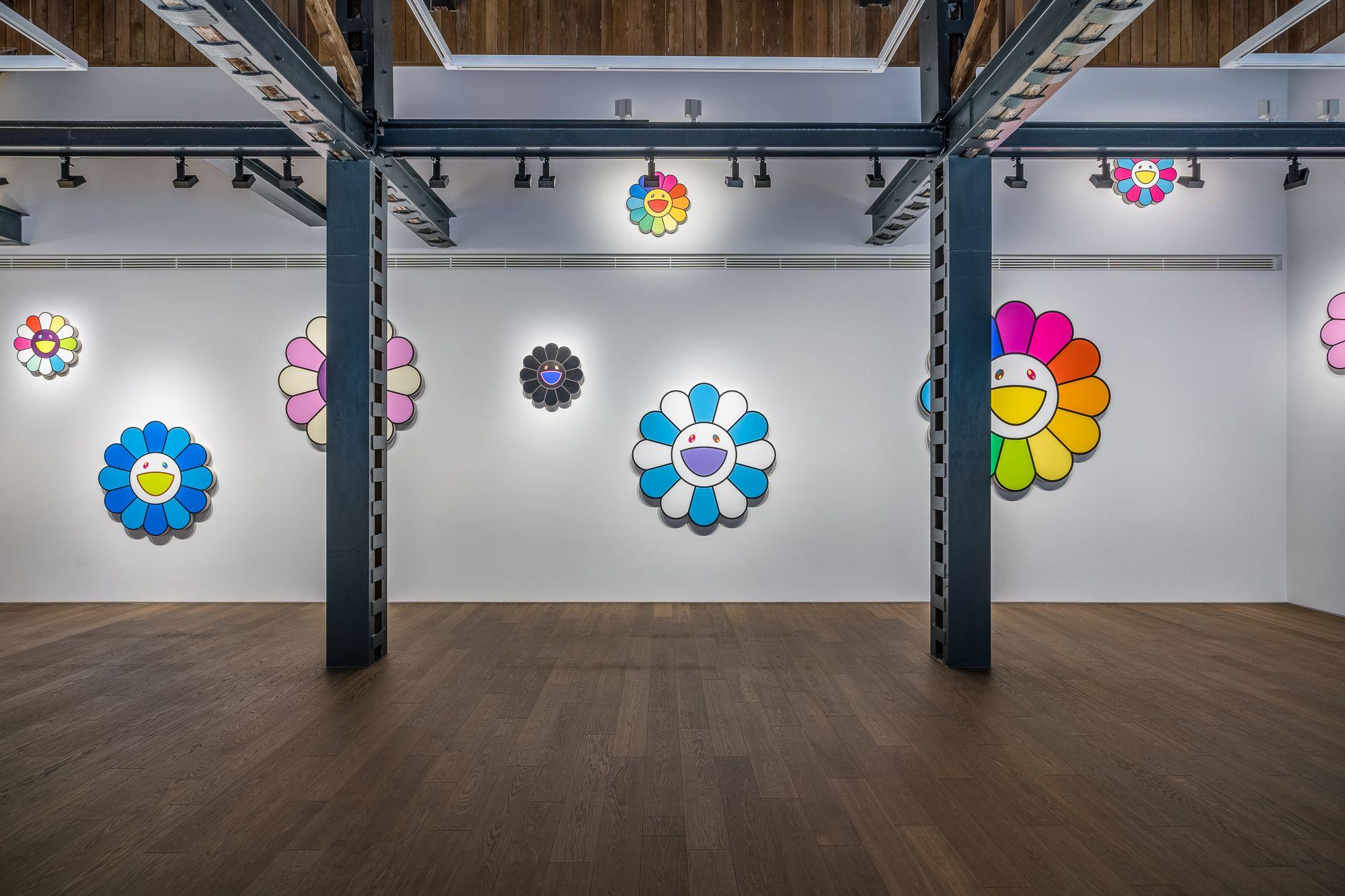 Artist:Takashi MURAKAMI, Exhibition:Takashi Murakami in Wonderland