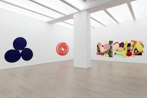 """View of the exhibition """"Big Time"""" at NEW YORK GALLERY  NEW YORK (USA), 2019   Josh SPERLING"""