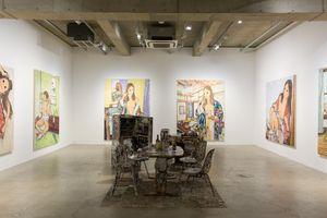 "Vue de l'exposition ""HERE TODAY, GONE TOMORROW"" à KAIKAI KIKI CO. LTD  TOKYO (Japan) | MADSAKI"