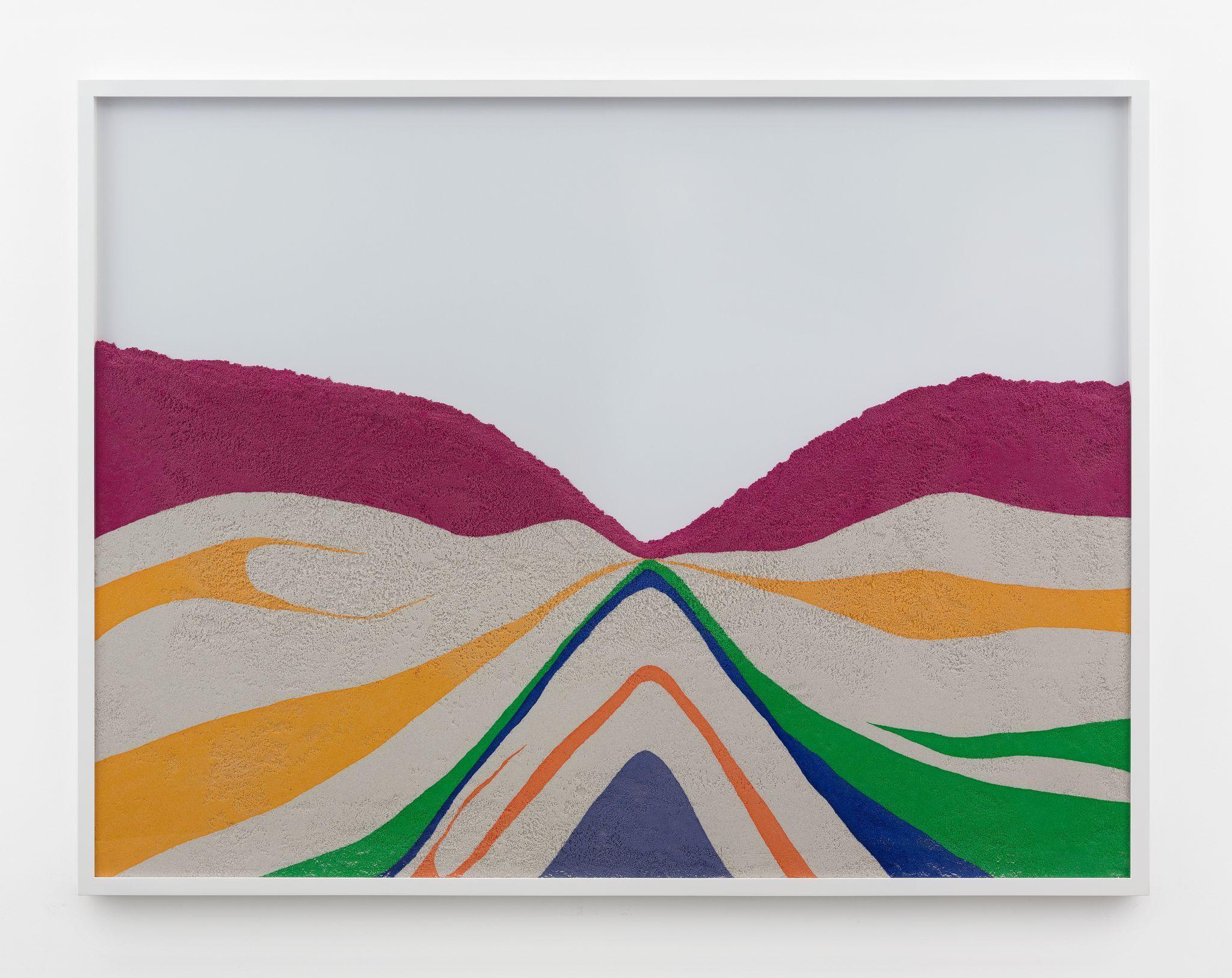 Artist:Lionel ESTÈVE, Exhibition:Chemical Landscape