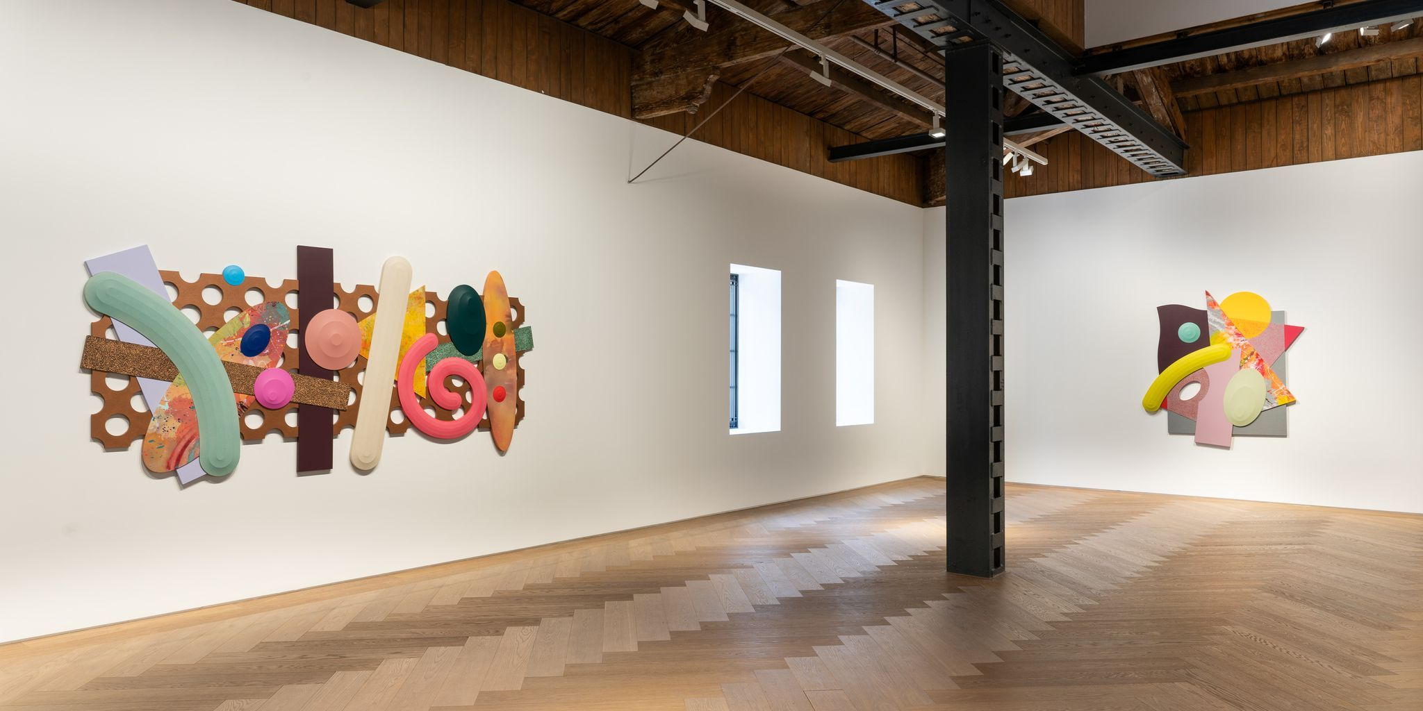 "View of the exhibition ""Paradise"" at Perrotin Shanghai, 2020. Photo: Mengqi Bao Courtesy of the artist and Perrotin"