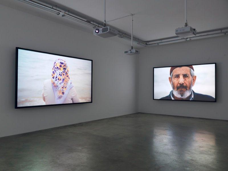 Artist:Sophie CALLE, Exhibition:Pour la dernière et pour la première fois