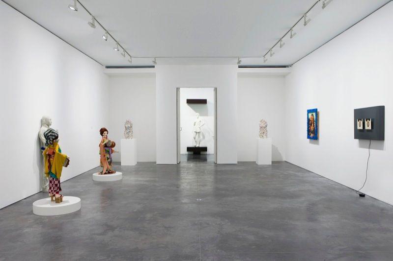 Artist:, Exhibition:G I R L