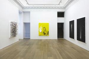 "View of the exhibition ""FLOAT"" at Perrotin, New York  New York (USA), 2014 | Farhad MOSHIRI"