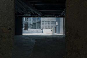 "View of the exhibition ""Servitudes"" curated by Katell Jaffrès  at Palais de Tokyo  Paris (France), 2015 | Jesper JUST"