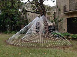 "View of the group exhibition ""Trio Bienal"" at Three-dimensional International Rio Biennial  Rio de Janeiro (Brazil), 2015   Xavier VEILHAN"